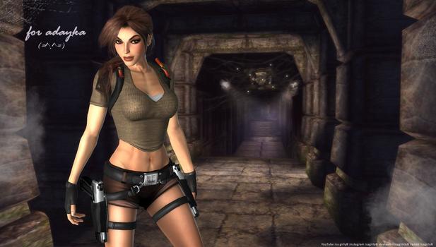 Lara Croft - TRL 161