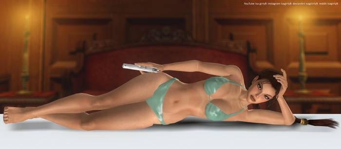 Lara Croft - TR2 16