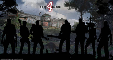 Back 4 blood ..Maybe one day ^^