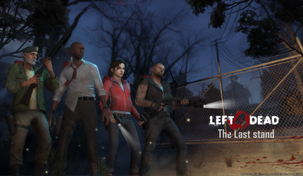 Left 4 dead  -  The Last Stand