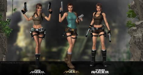 Tomb Raider LAU Trilogy