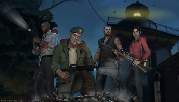 Left 4 dead - The Last Stand [coming soon]