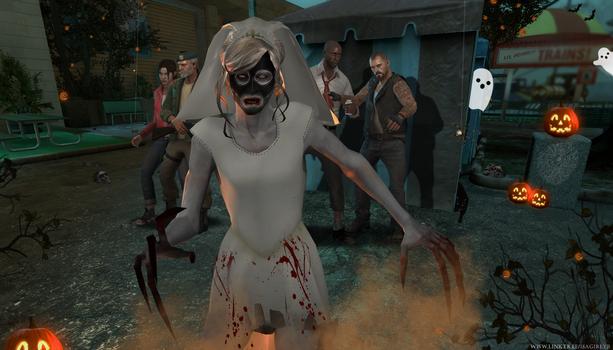 Left 4 Dead 2 - HALLOWEEN!