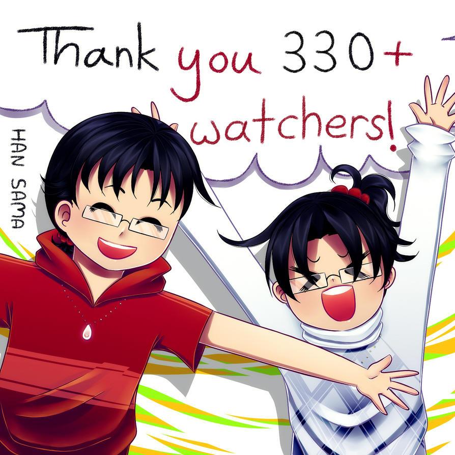 Thank you! by AnimeNo1Fan