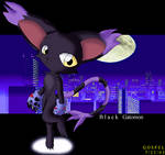 Black Gatomon- For Moonwing