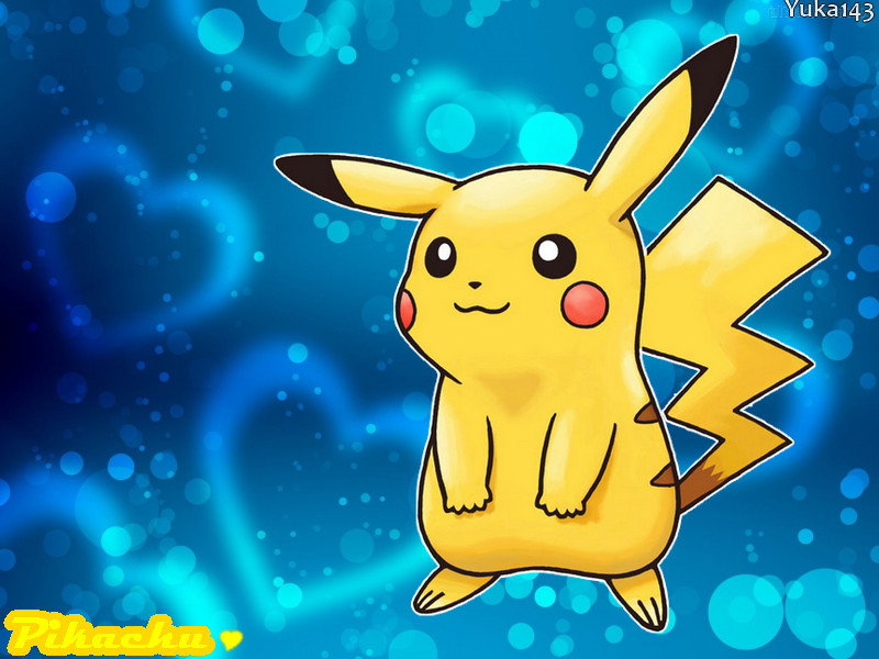Pikachu Wallpaper A Gift By Yuka143