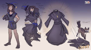Holier-than-thou [Clothing/Cassock TF Sequence]