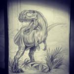 Tyrannosaurus (juvenile)