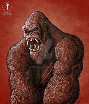 Kong bust 2021