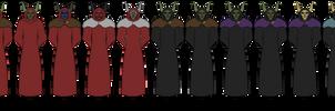 The Horned King and Phantom ~ Take...! How many?