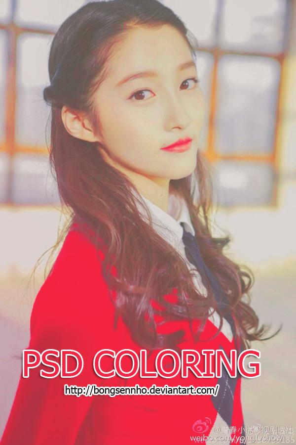 Psd Coloring by Bongsennho