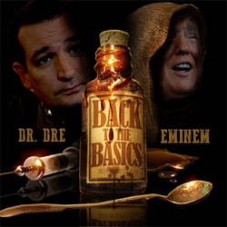 Trump And Cruz Back to the Basics by EBOLAFIED