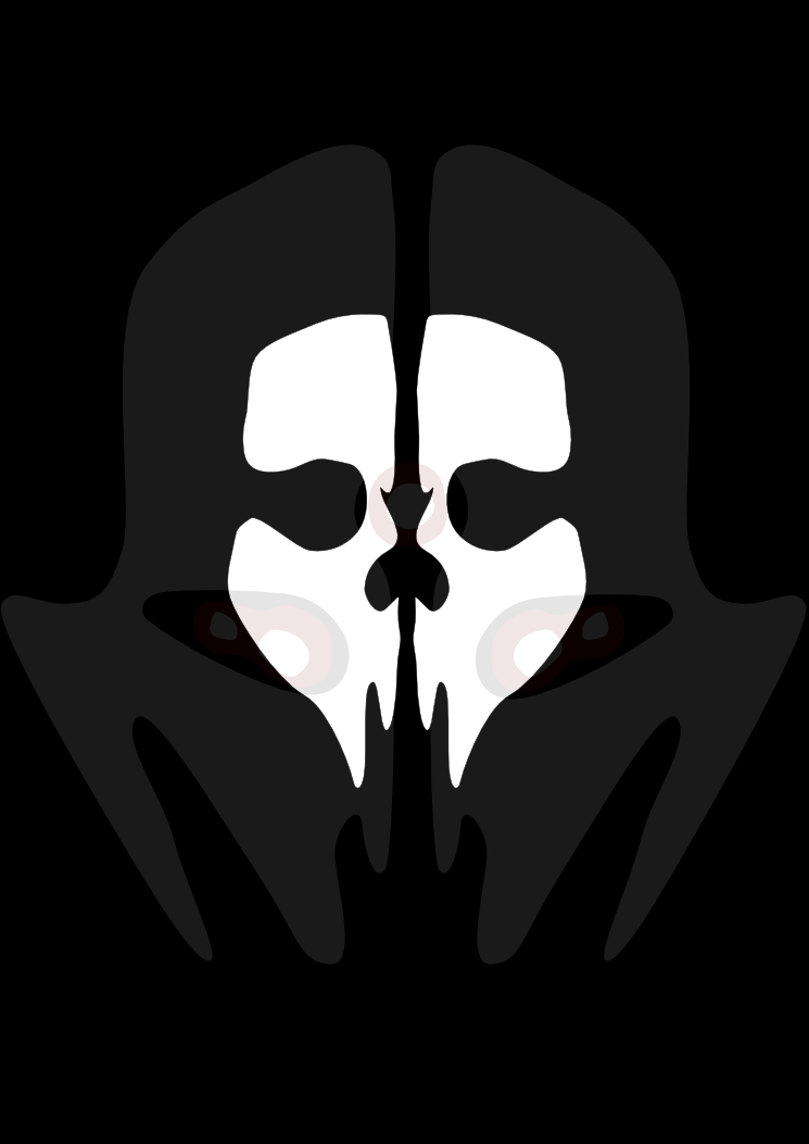 Minimalism Call of Duty Ghosts Poster by EBOLAFIED