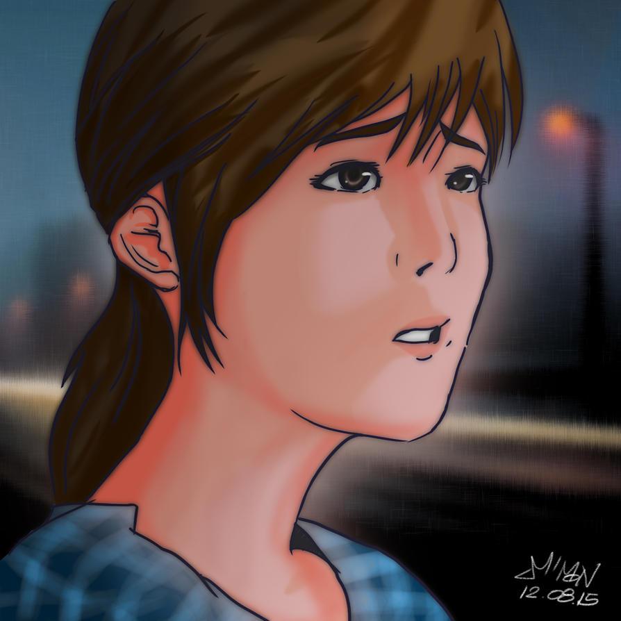 Doodle 2015/01 by M-Mon