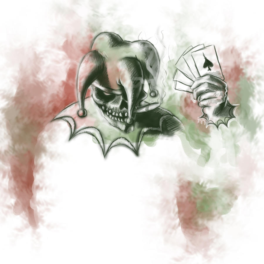 Evil Jester Album Cover By Nintendork64 On DeviantArt