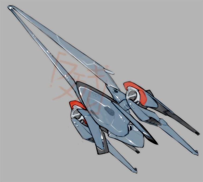 comm sketch: Yukikaze v2 by feguimel