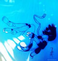 ElectricBlue by feguimel