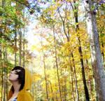 Walkinsilence by BlueMoon-hanyou