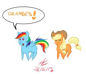 Pony Doodles by Adan-Cricjer