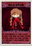 ~AriFlame~ [Madoka Magica Witch OC] (Aru's Witch)
