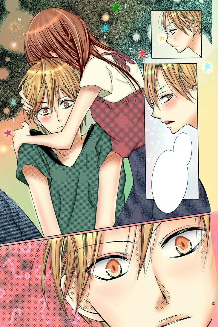 Koi Toka Kiss Toka by MiraiArt3