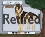 DotW: Thomas -retired-