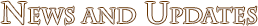 NewsUpdates by DasChocolate