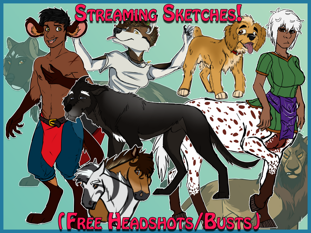 Streaming: Free Requests by DasChocolate