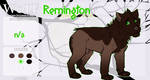 WoLF: Remington APP by DasChocolate