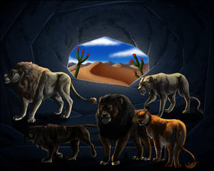 Wethu: Treasure Hunt [collab] by DasChocolate