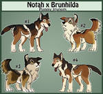 WoLF: Brotah Offspring Tryouts -OPEN- by DasChocolate