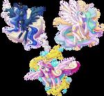 The 3 Princesses