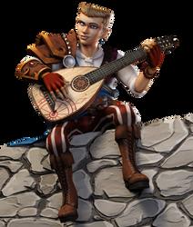 Melchiah - Character Model