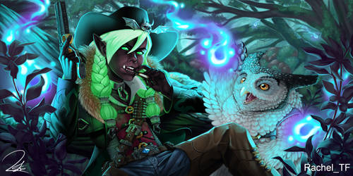 Kyrus and Harley