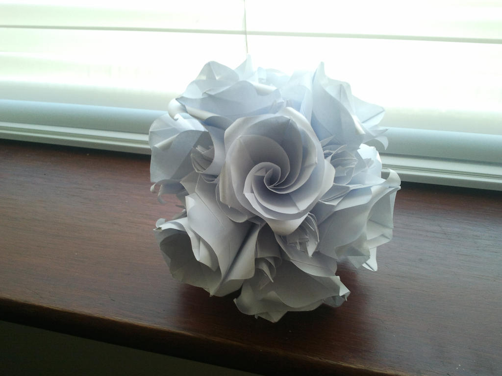 Origami Versailles by Chibifrijja