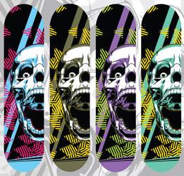 Psycho deck