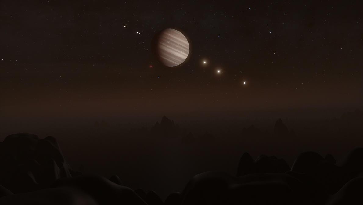 gas giants moons - photo #9