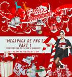Christmas PNG'S Megapack Part 1