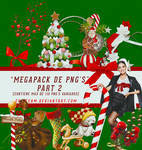 Christmas PNG'S Megapack Part 2