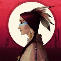 Hunter by Lunar-Graphite