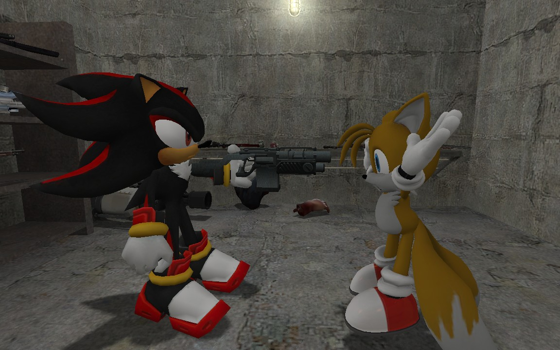 [Archive] Clichés de Tails Tails_held_up_in_gun_room_by_shadow759-d30ry01