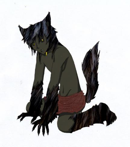 Half Human Half Wolf Male Half Wolf Half ...