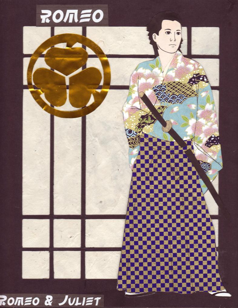Romeo and Juliet: Romeo by kakashi-no-ai