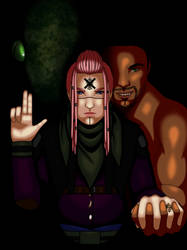 Sacred Pact by kakashi-no-ai
