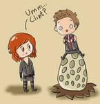 Umm, Clint?