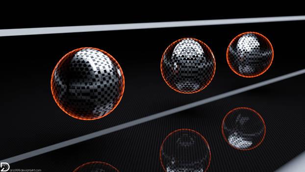 Dark Spheres (8k)
