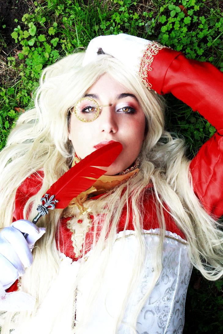Lady Caterina by FullmetalPiMpI
