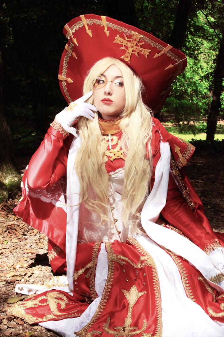 Lady Caterina_ by FullmetalPiMpI