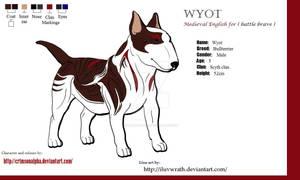 WYOT character sheet