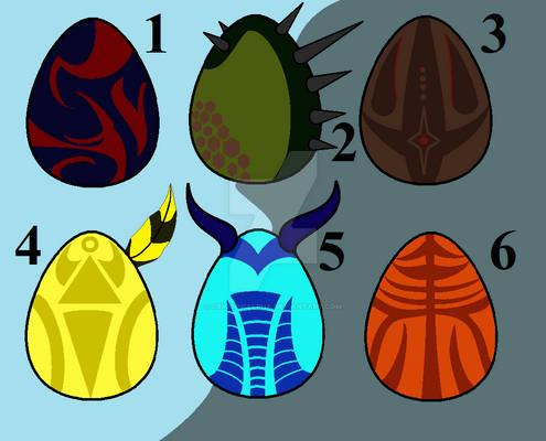 Dragon Egg Adopts #1 (CLOSED)
